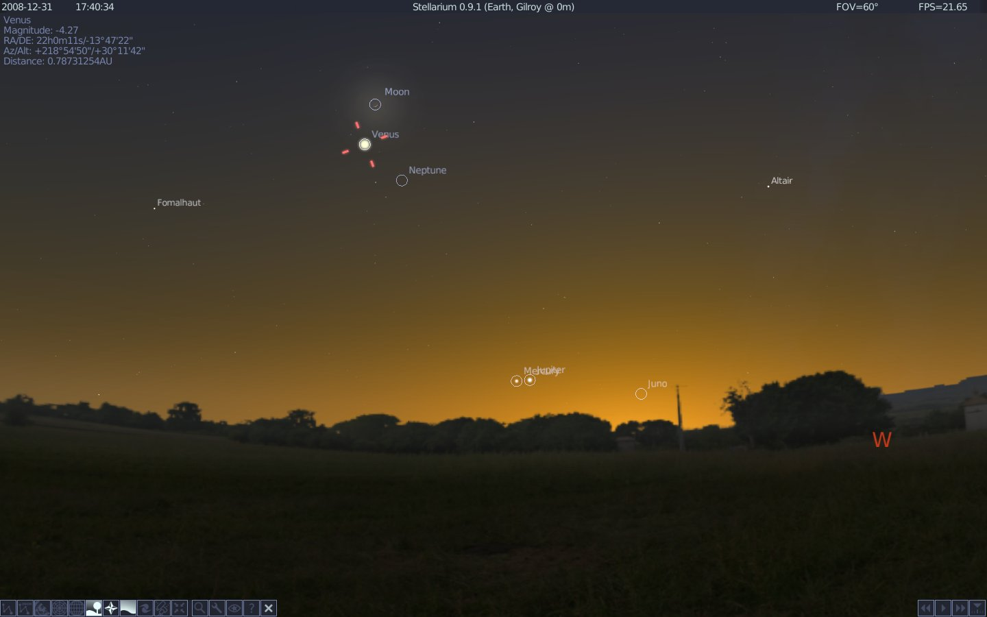 visible planets tonight november 25 - photo #29